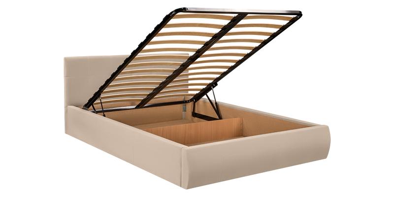Как изготовить кровать с подъемным механизмом